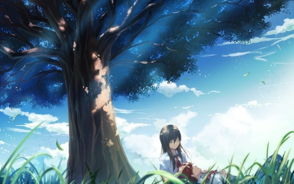 Anime Blue Blood Lagoon HD Wallpaper   Background Image