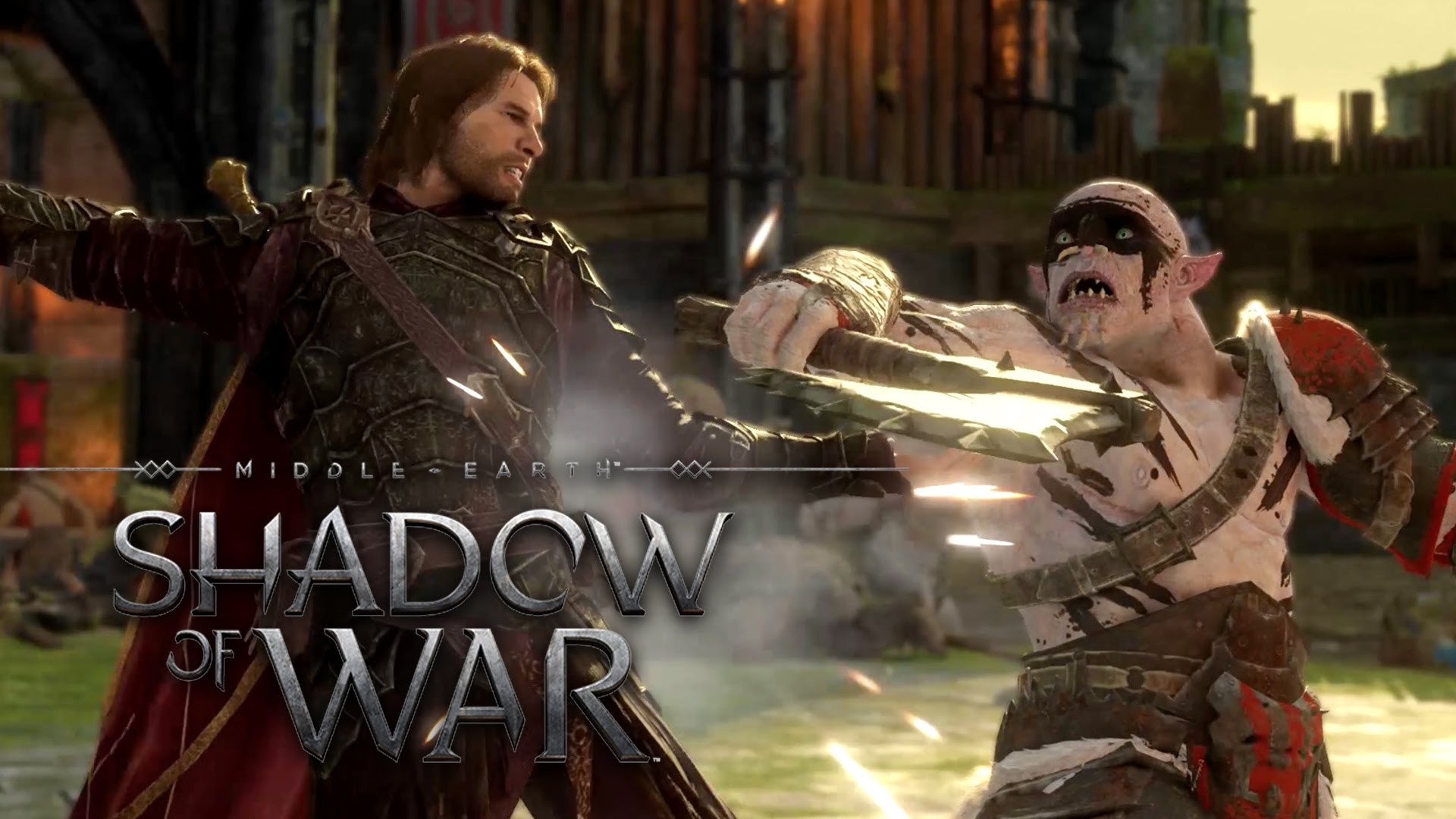 Middle Earth Shadow Of War Hd Wallpaper Background Image