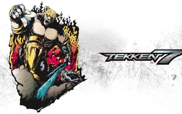 Video Game Tekken 7 Tekken King HD Wallpaper   Background Image