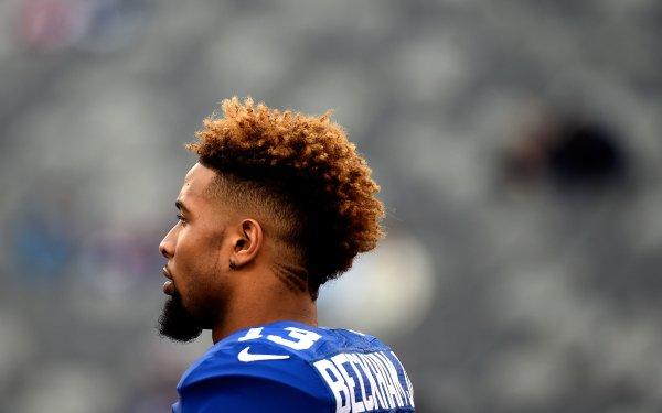 Sports New York Giants Football Odell Beckham Jr. HD Wallpaper | Background Image