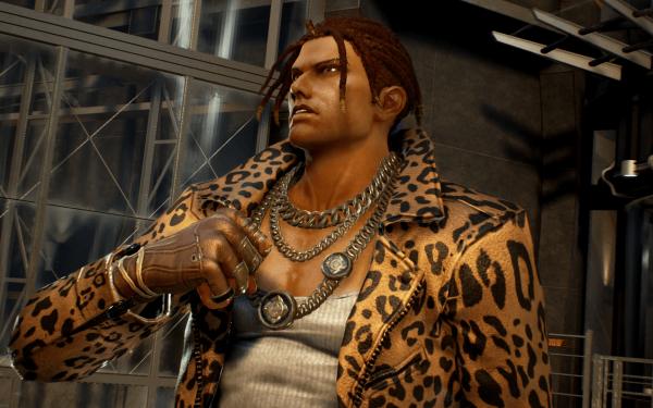 Video Game Tekken 7 Tekken Eddy Gordo HD Wallpaper   Background Image