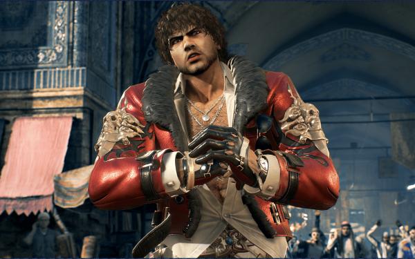 Video Game Tekken 7 Tekken Miguel Caballero Rojo HD Wallpaper | Background Image