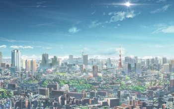 19 Tokyo Tower Hd Wallpapers Background Images Wallpaper