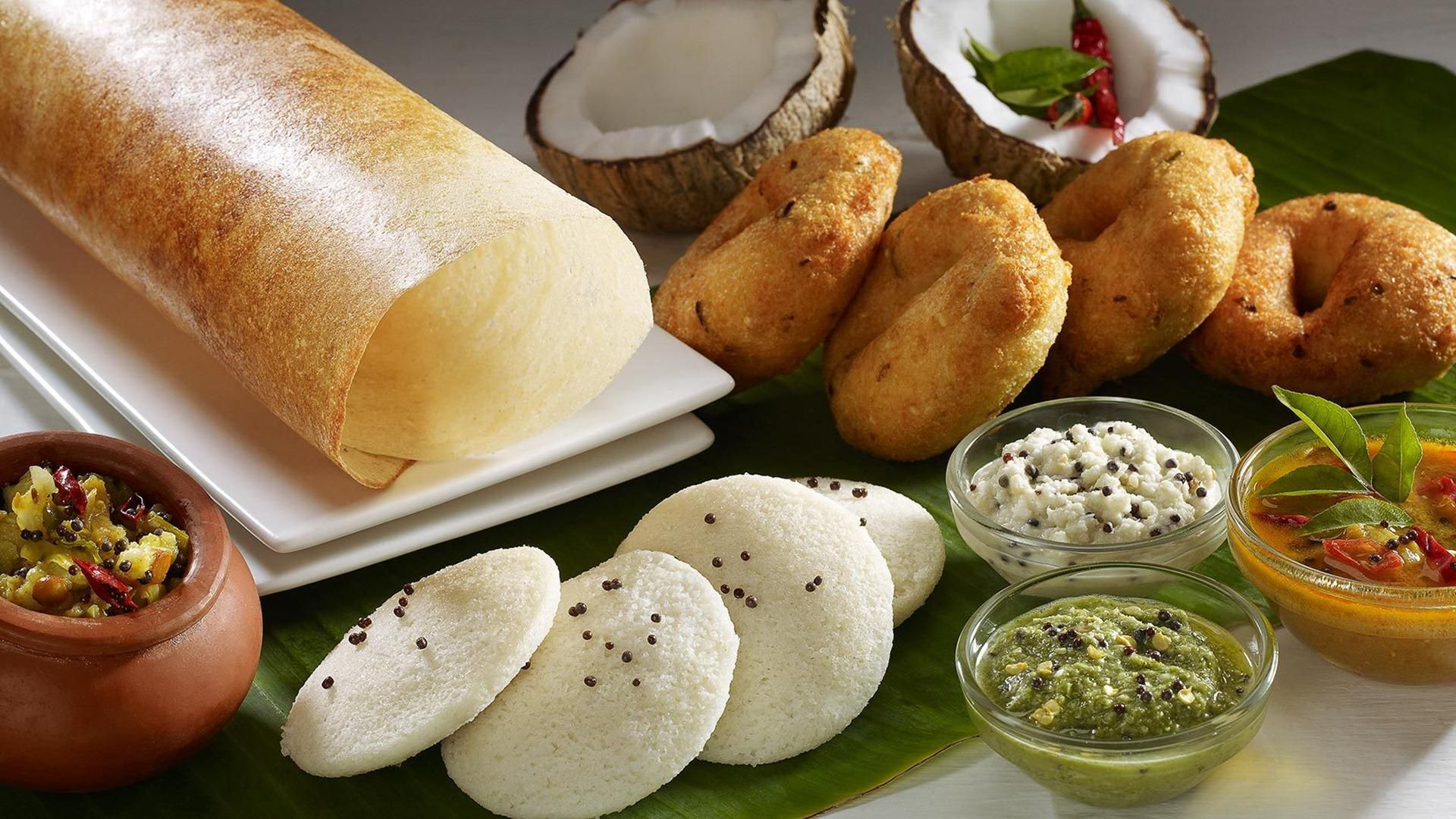 Indian Food HD Wallpaper
