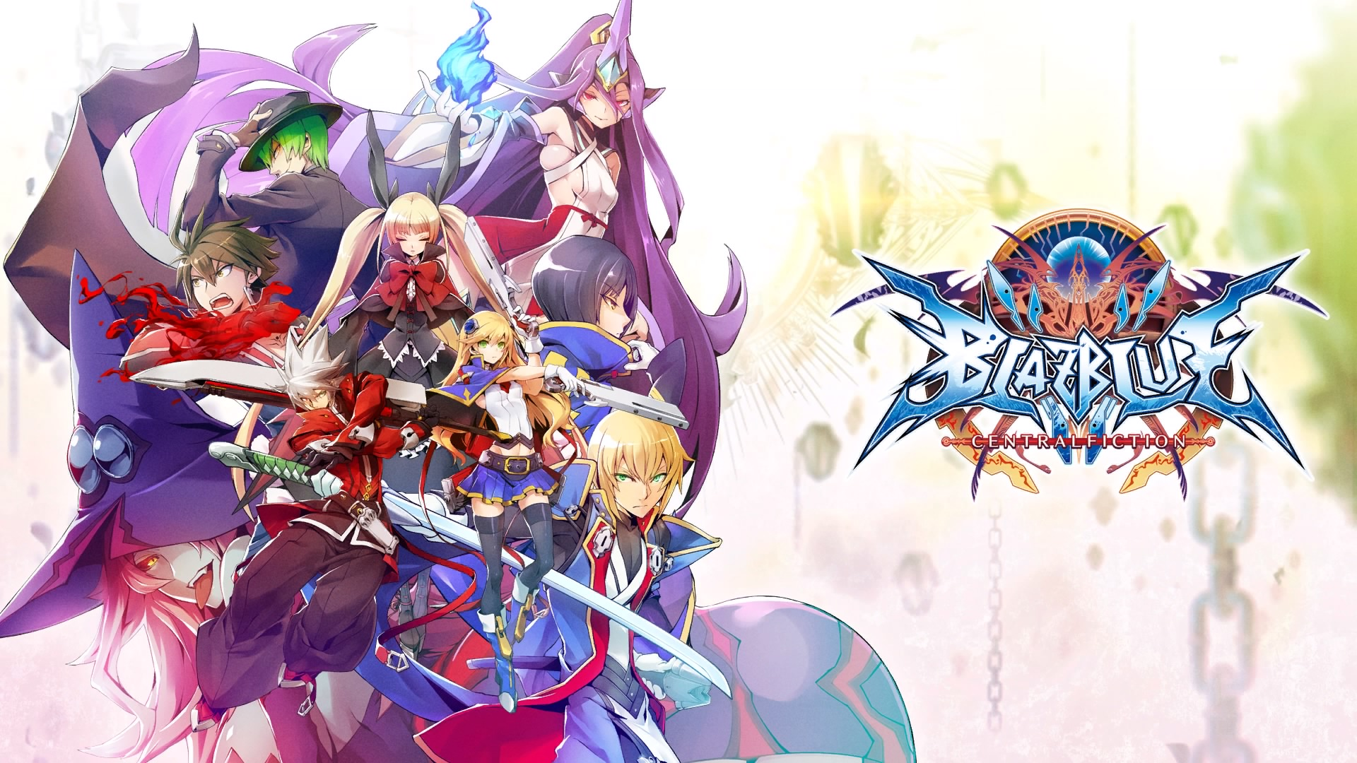 Blazblue Centralfiction Hd Wallpaper Background Image