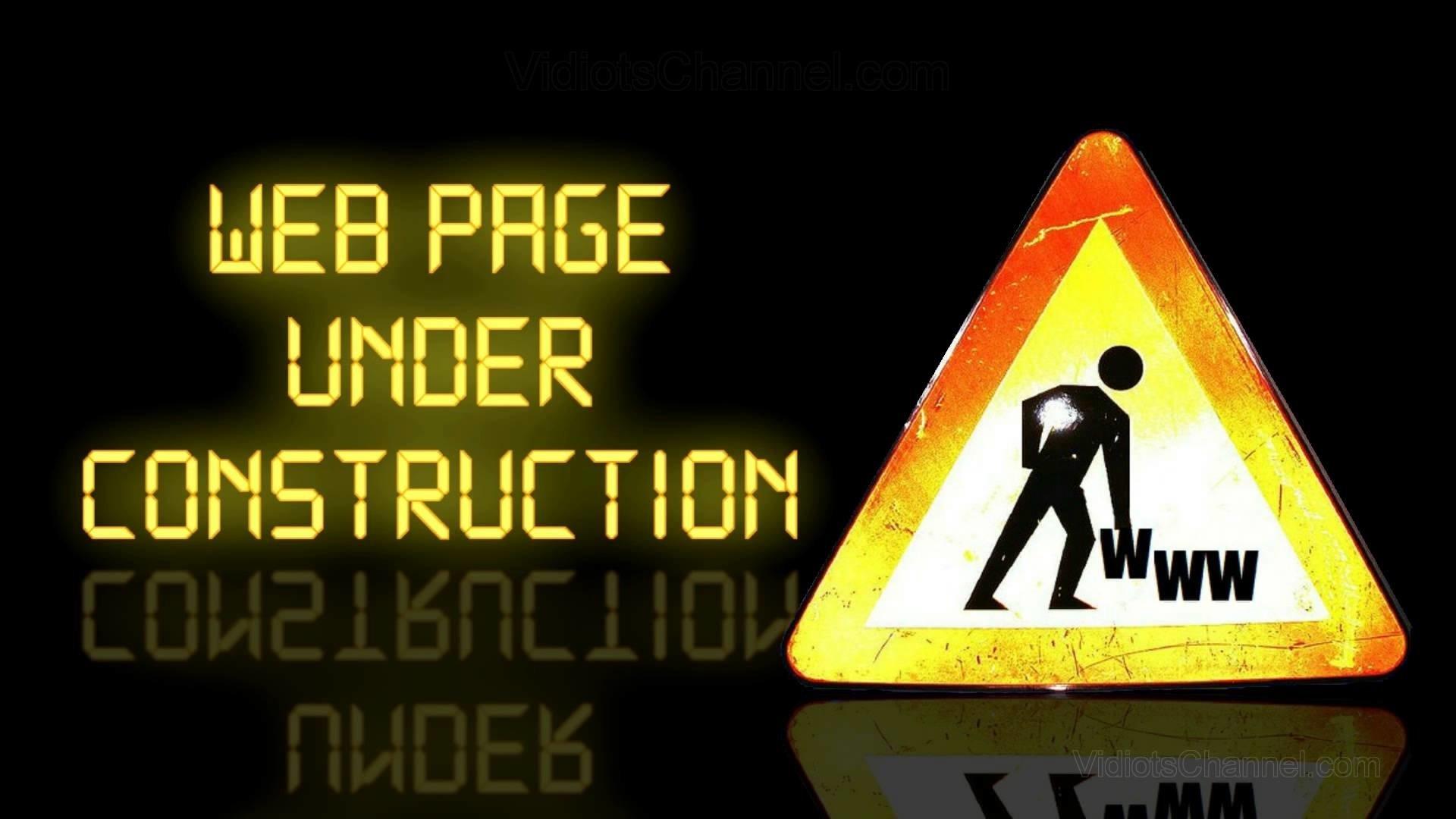 website under construction hd wallpaper | background image