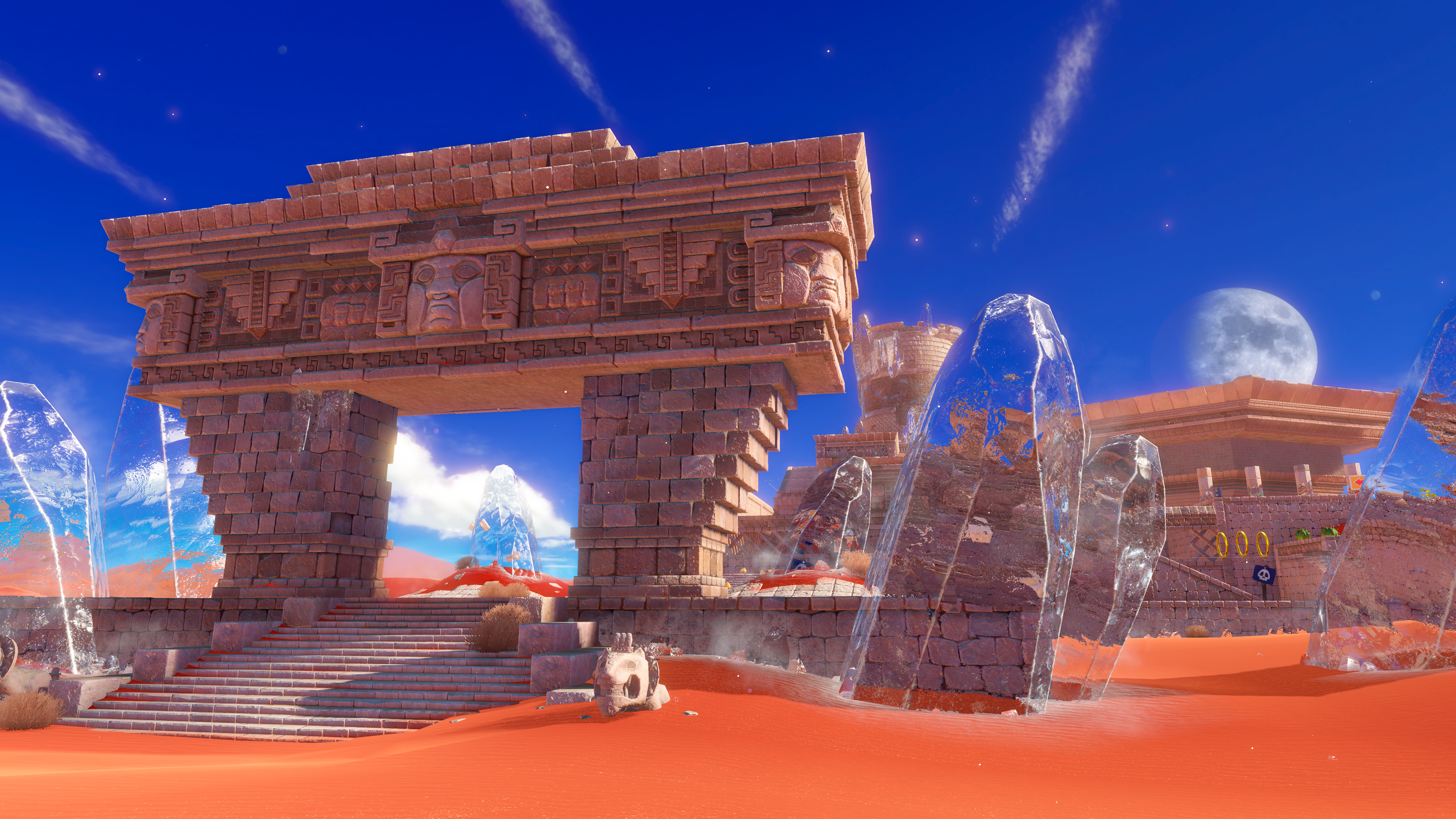 19 4k Ultra Hd Super Mario Odyssey Wallpapers Background Images