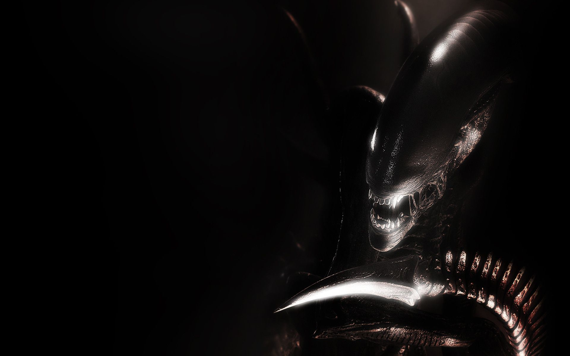 Alien Full HD Wallpaper and Background Image | 1920x1200 | ID:865087 for Ufo Black Background  56mzq