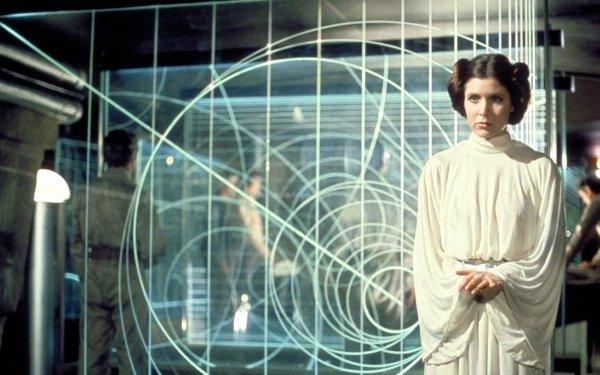Movie Star Wars Princess Leia HD Wallpaper | Background Image
