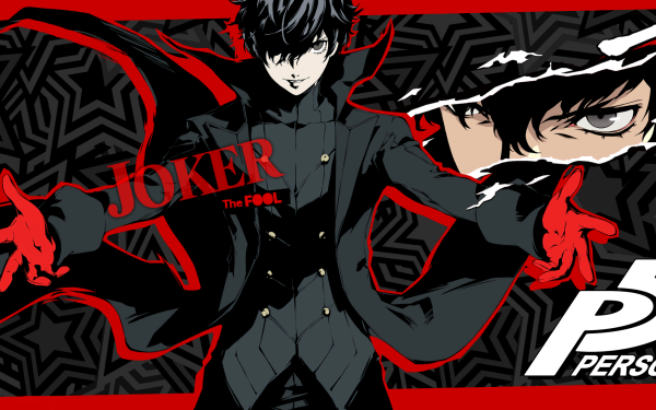 Video Game Persona 5 Persona HD Wallpaper | Background Image