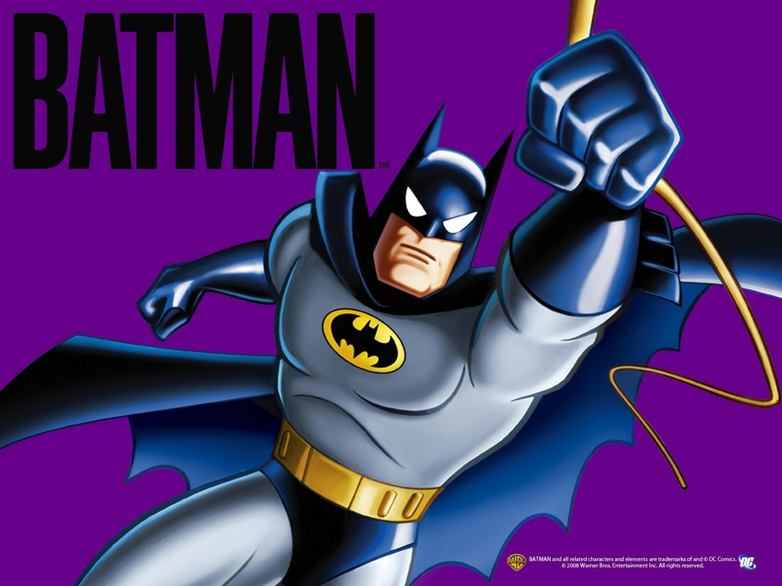 TV Show - Batman: The Animated Series  Wallpaper