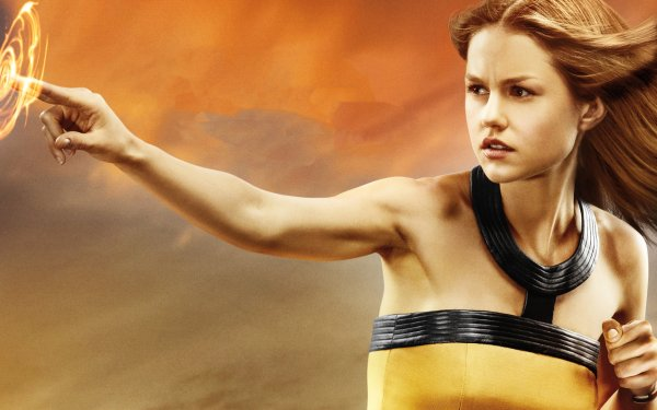 TV Show Marvel's Inhumans Isabelle Cornish Crystal HD Wallpaper | Background Image