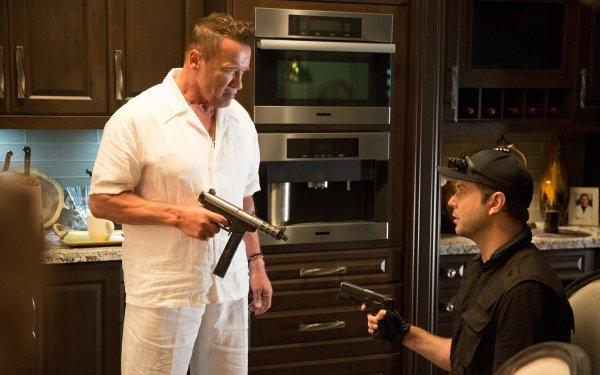 Movie Killing Gunther Arnold Schwarzenegger Taran Killam HD Wallpaper   Background Image