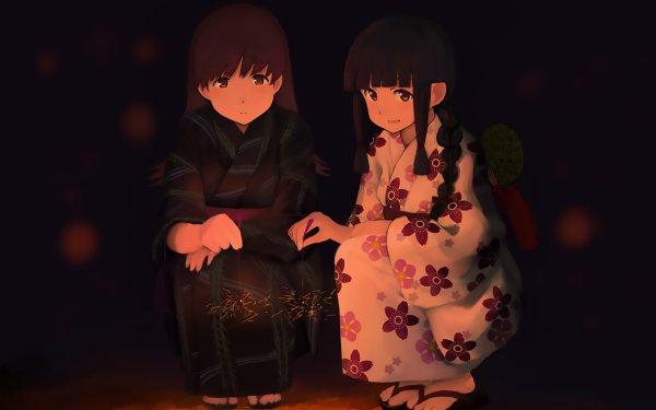 Anime Kantai Collection Ooi Kitakami HD Wallpaper   Background Image