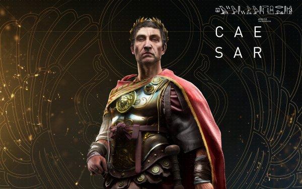 Video Game Assassin's Creed Origins Assassin's Creed Julius Caesar HD Wallpaper | Background Image
