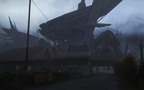 Sci Fi Mech Robot Mecha HD Wallpaper | Background Image