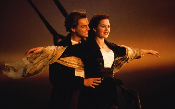 Movie Titanic Kate Winslet Leonardo Dicaprio HD Wallpaper | Background Image