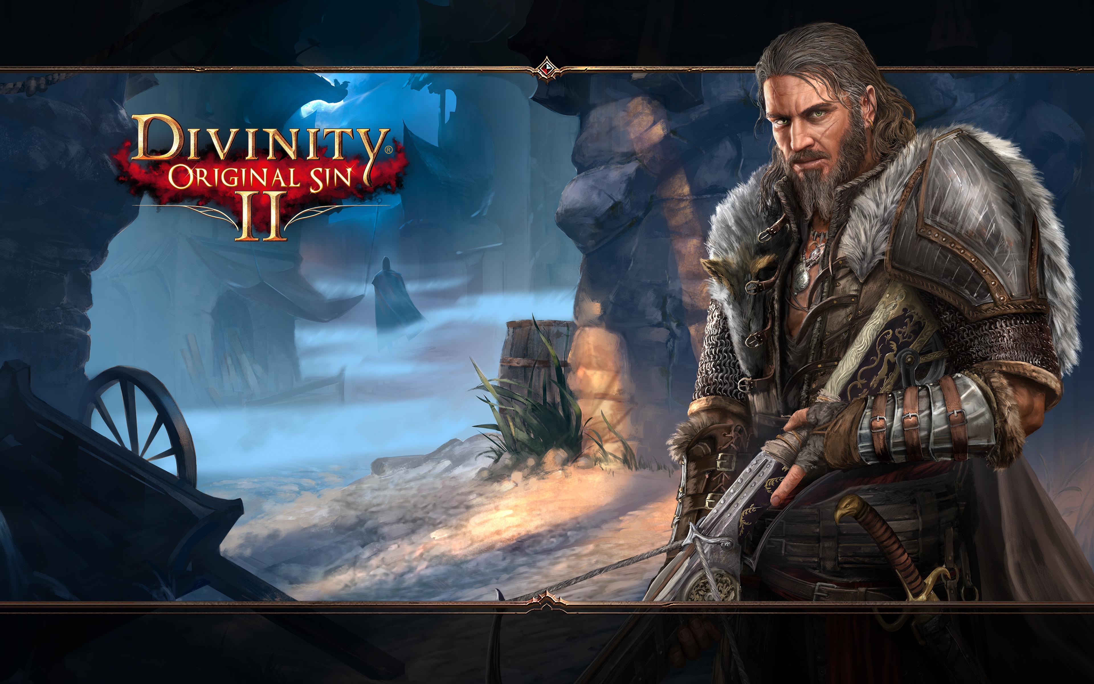 Divinity Original Sin Ii 4k Ultra Hd Wallpaper Background Image