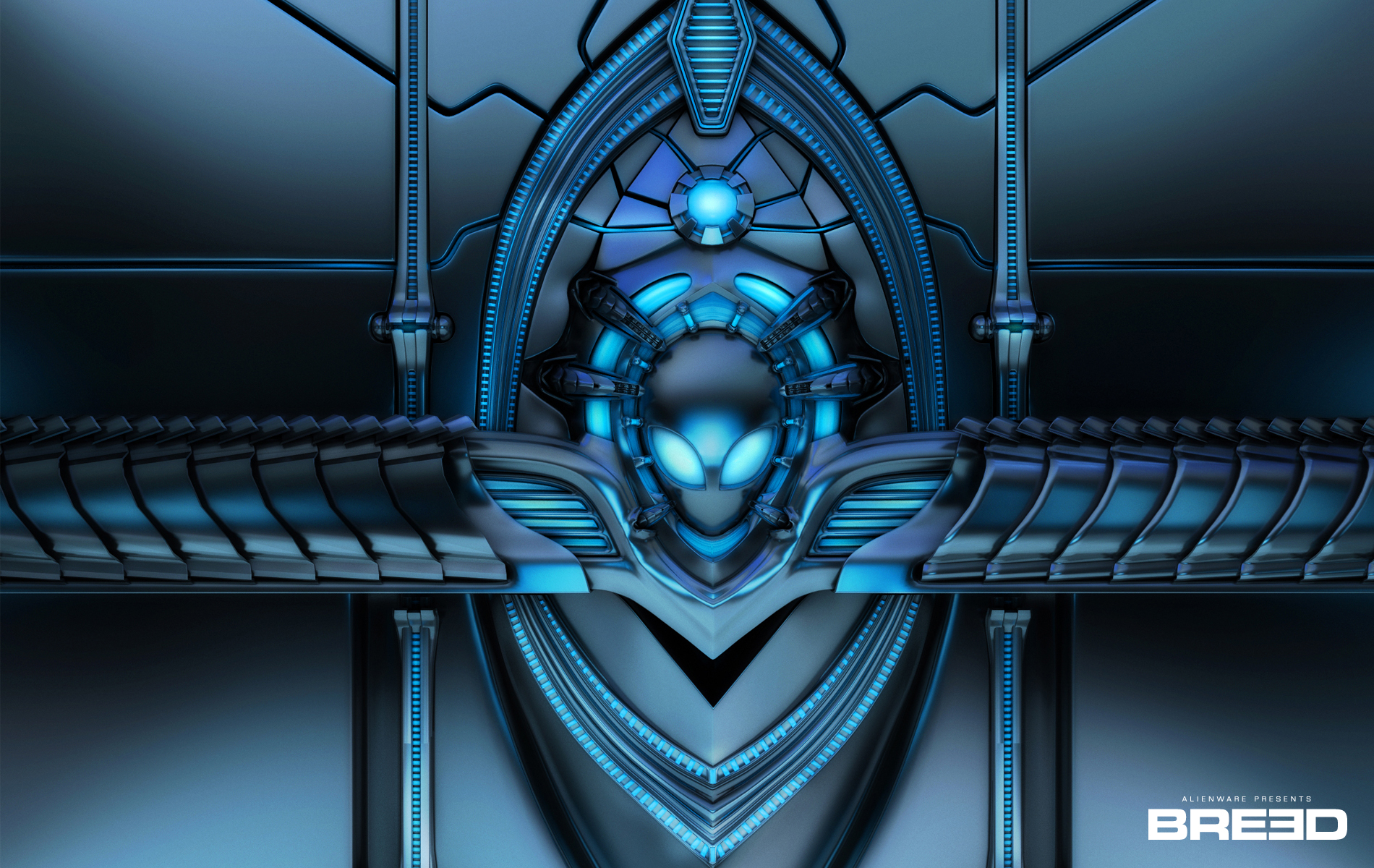 Teknologi - Alienware  Bakgrund