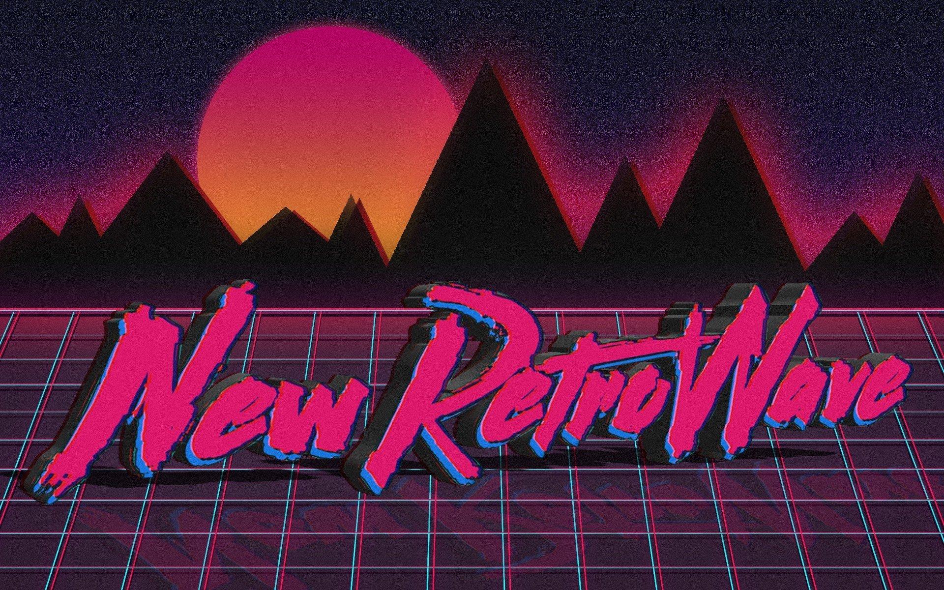 Retro Wave HD Wallpaper | Background Image | 1920x1200 ...