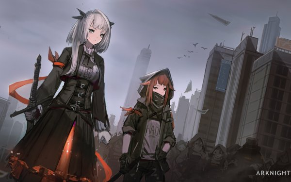 Video Game Arknights Talulah Crownslayer HD Wallpaper | Background Image