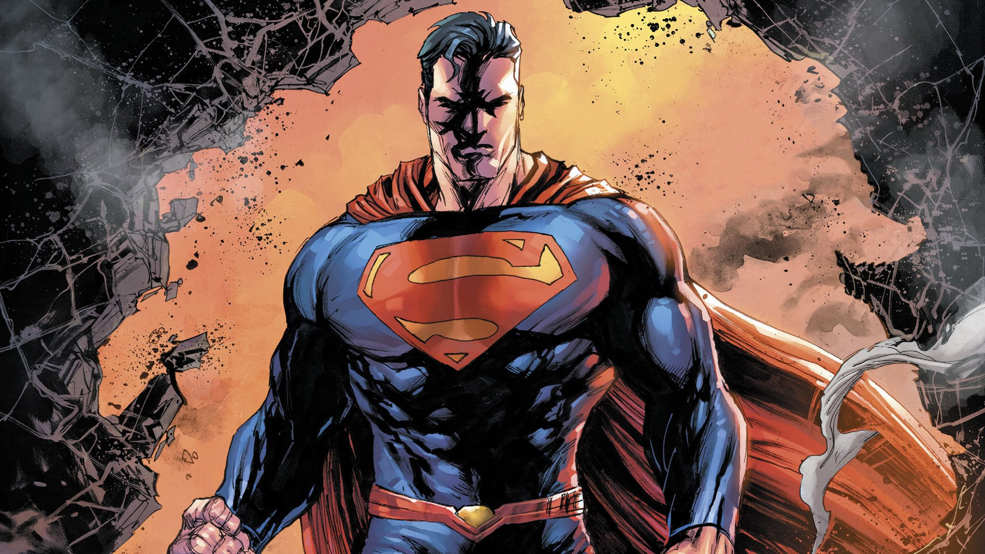Comics - Superman  DC Comics Comic Wallpaper