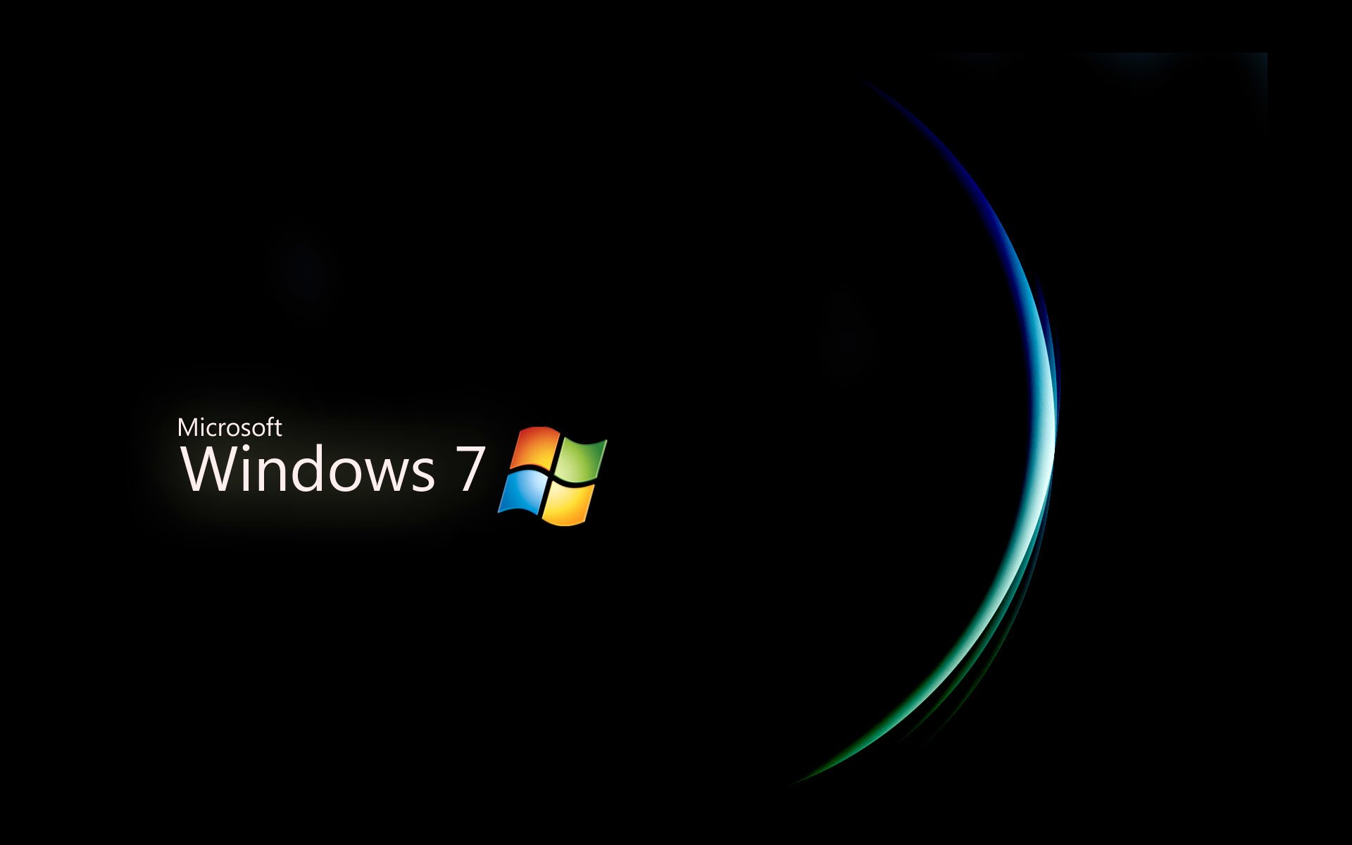 Technology - Windows 7  Logo Microsoft Windows Wallpaper