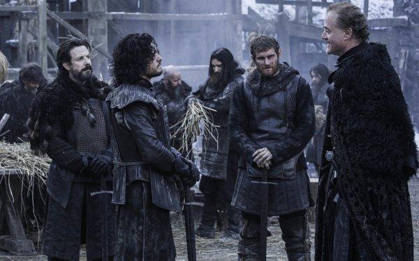 TV Show Game Of Thrones Jon Snow Kit Harington Grenn Mark Stanley Alliser Thorne Owen Teale Noah Taylor HD Wallpaper | Background Image