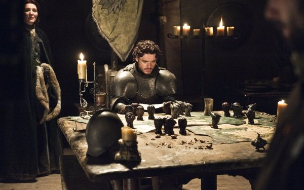 TV Show Game Of Thrones Catelyn Stark Michelle Fairley Robb Stark Richard Madden HD Wallpaper   Background Image