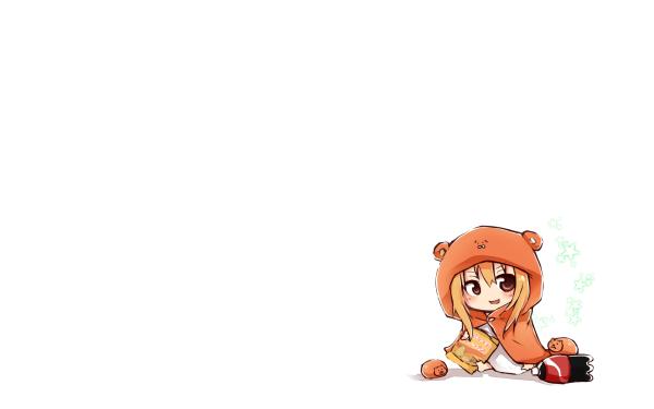 Anime Himouto! Umaru-chan Umaru Doma HD Wallpaper | Background Image