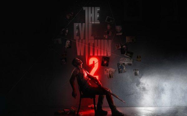 Video Game The Evil Within 2 Sebastian Castellanos HD Wallpaper   Background Image