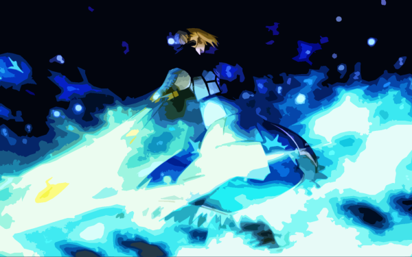 Anime Fate/Zero Fate Series Abstract Saber HD Wallpaper | Background Image