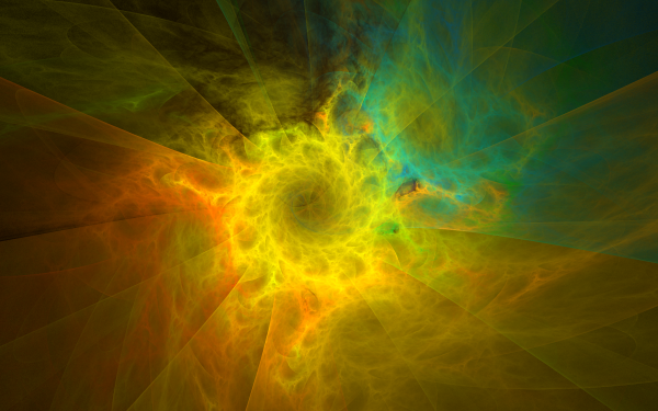 Abstract Fractal Apophysis Colors HD Wallpaper | Background Image