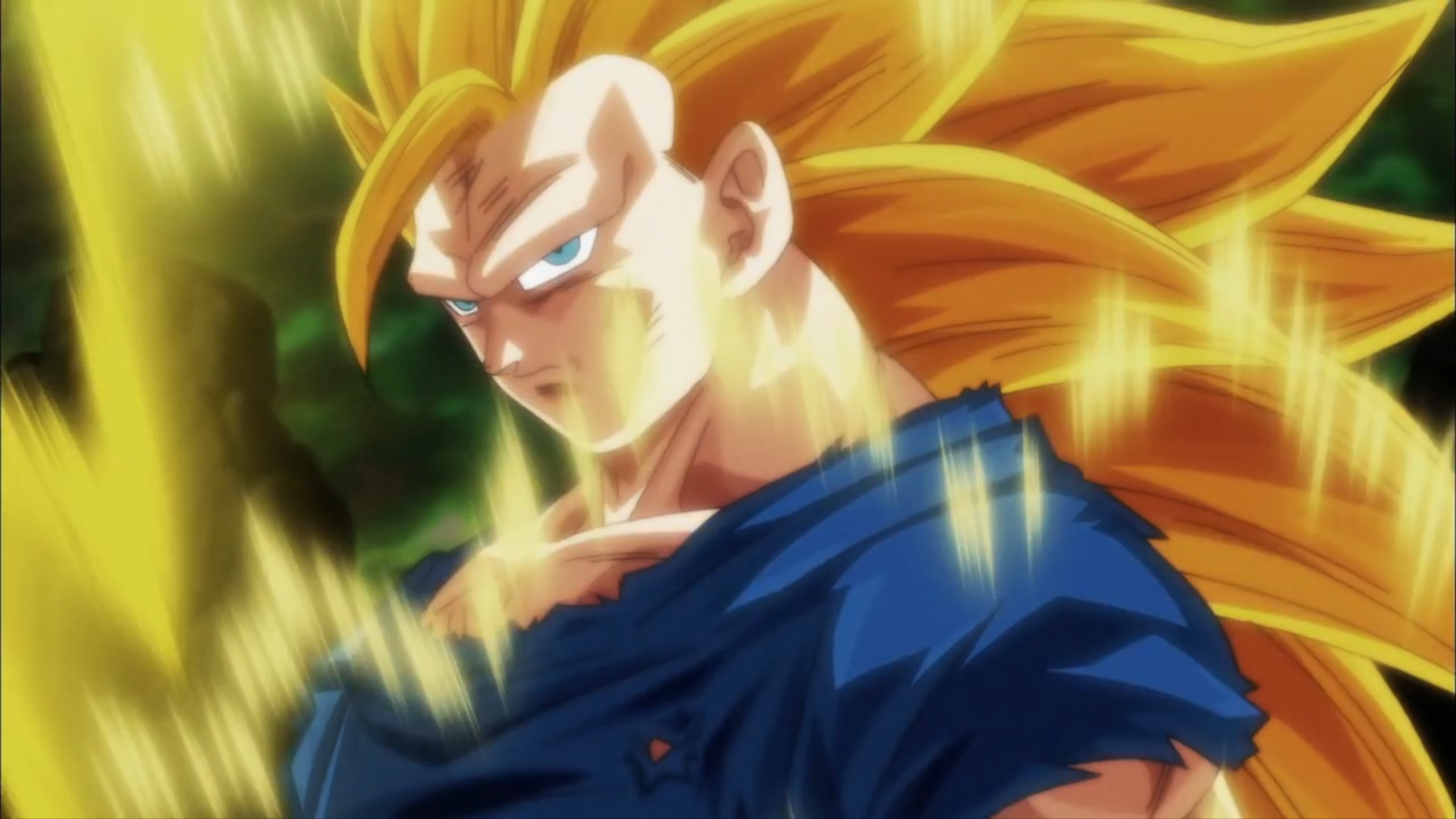 Son Goku Super Saiyan 3 Hd Wallpaper Background Image