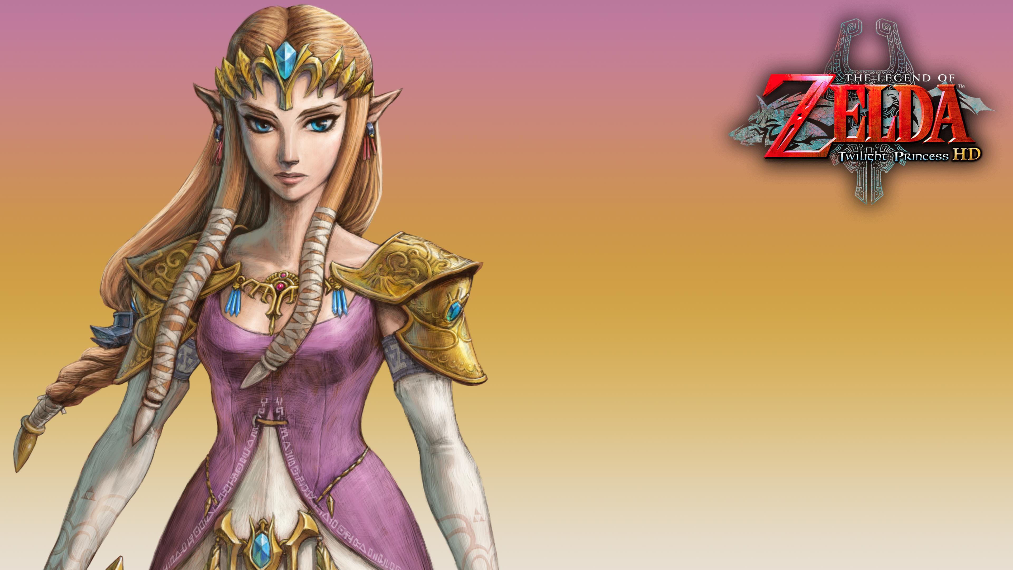 The Legend Of Zelda Twilight Princess Hd Zelda 4k Wallpaper