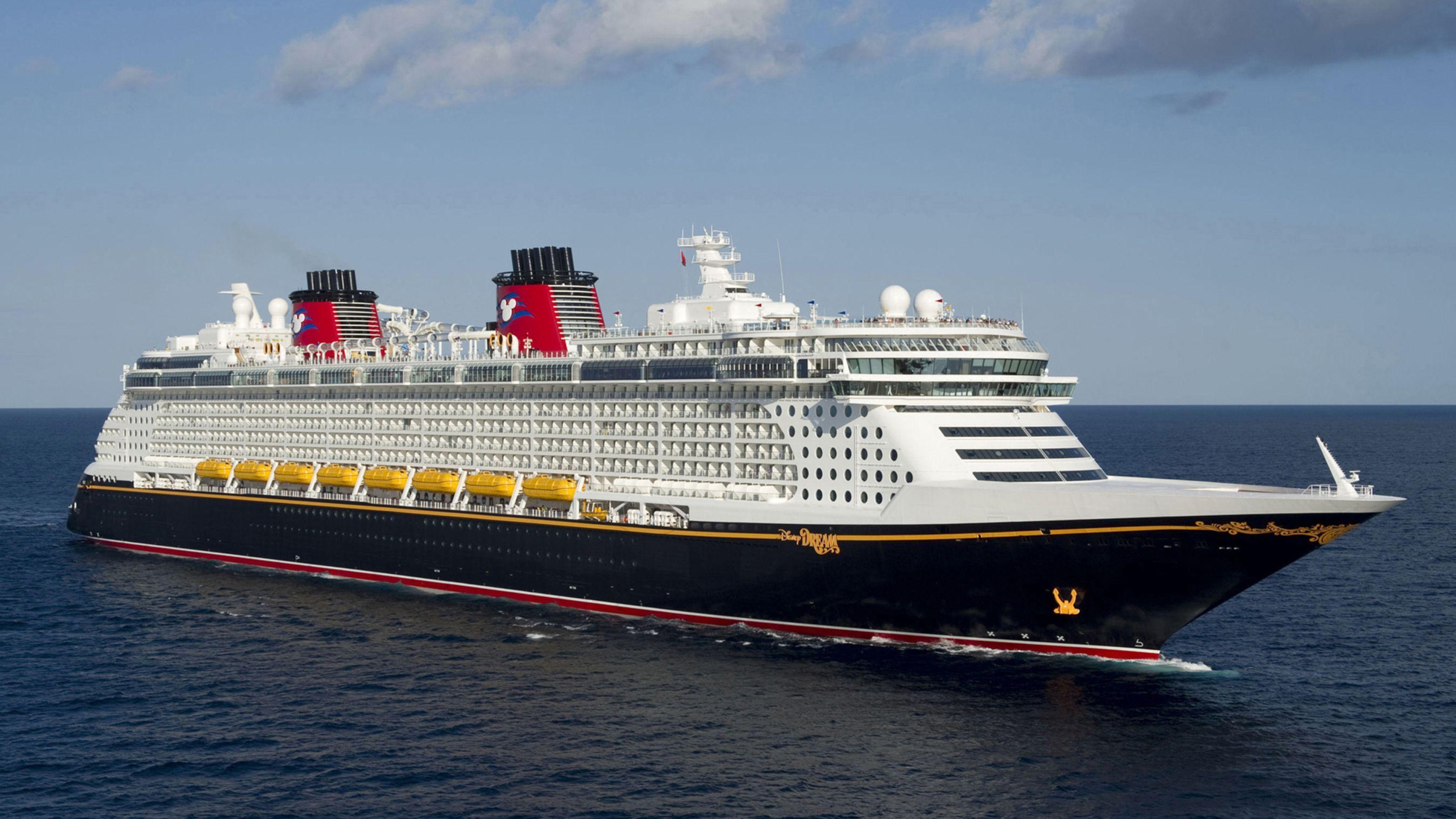 Cruise Ship Disney Dream Fondo De Pantalla Hd Fondo De