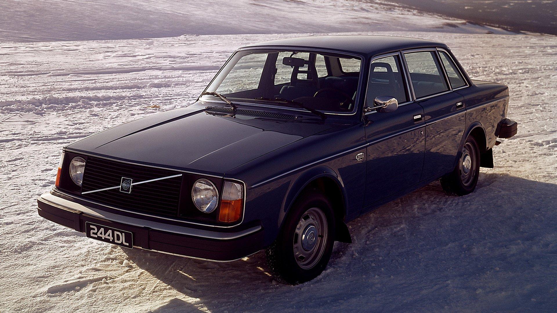 1975 Volvo 244 Dl Fond Décran Hd Arrière Plan 1920x1080 Id