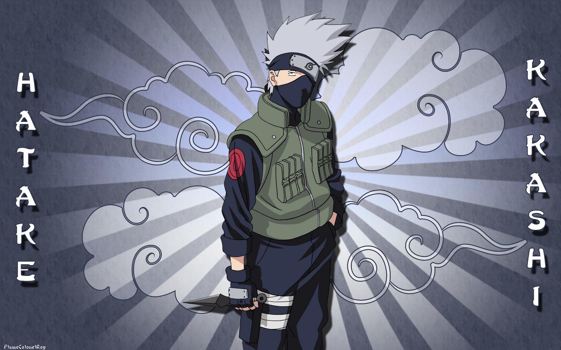 Hd wallpaper kakashi - Anime Naruto Kakashi Hatake Wallpaper