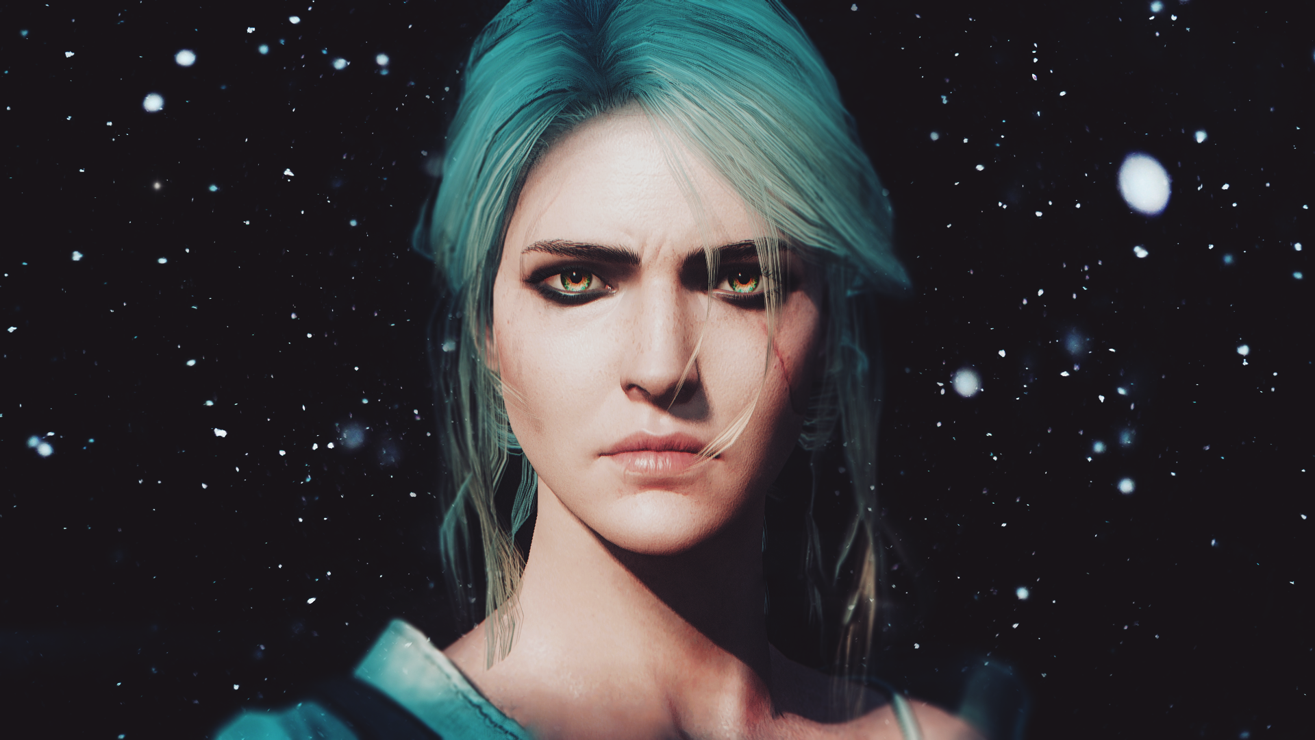 136 Ciri The Witcher Hd Wallpapers Background Images