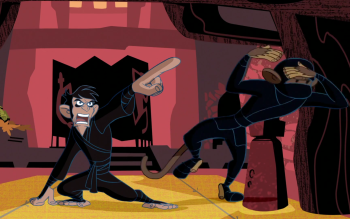 1 Monkey Fist (Kim Possible) HD Wallpapers | Background Images - Wallpaper  Abyss