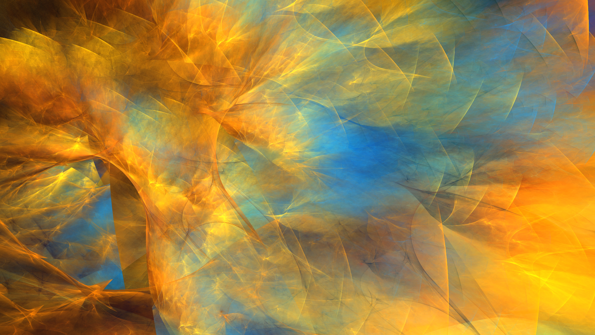 Abstract - Fractal  Apophysis (software) Colors Abstract Digital Art Shapes Artistic Wallpaper