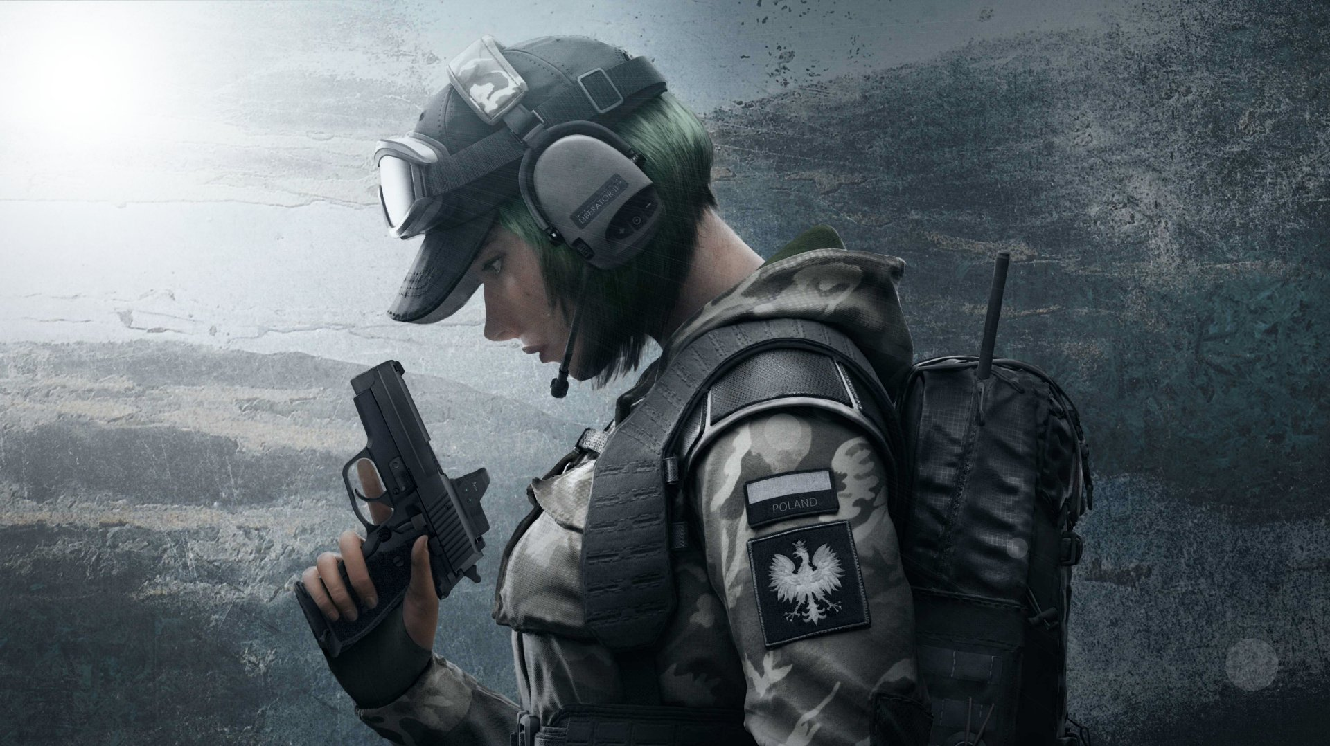 Datorspel - Tom Clancy's Rainbow Six: Siege  Ela (Tom Clancy's Rainbow Six: Siege) Bakgrund