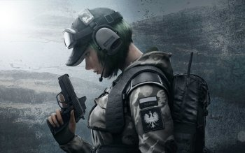 506 Tom Clancy's Rainbow Six: Siege HD Wallpapers | Background