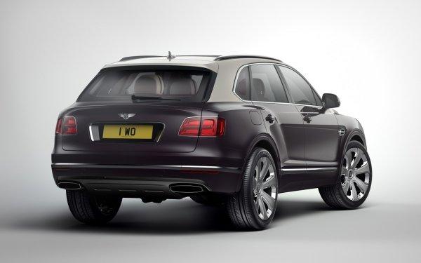 Vehicles Bentley Bentayga Bentley Luxury Car Crossover Car SUV HD Wallpaper | Background Image