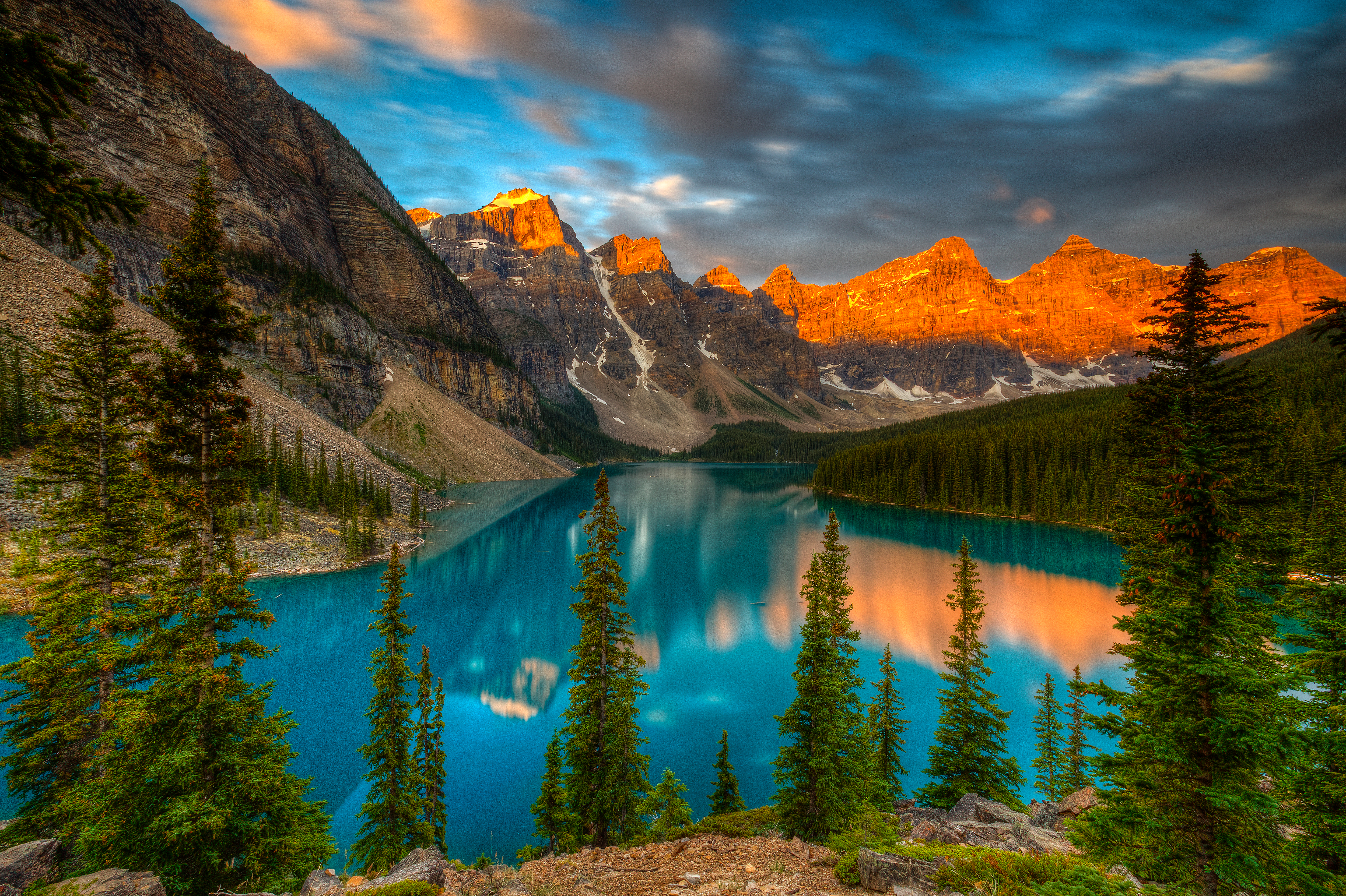 36 Moraine Lake Hd Wallpapers Background Images