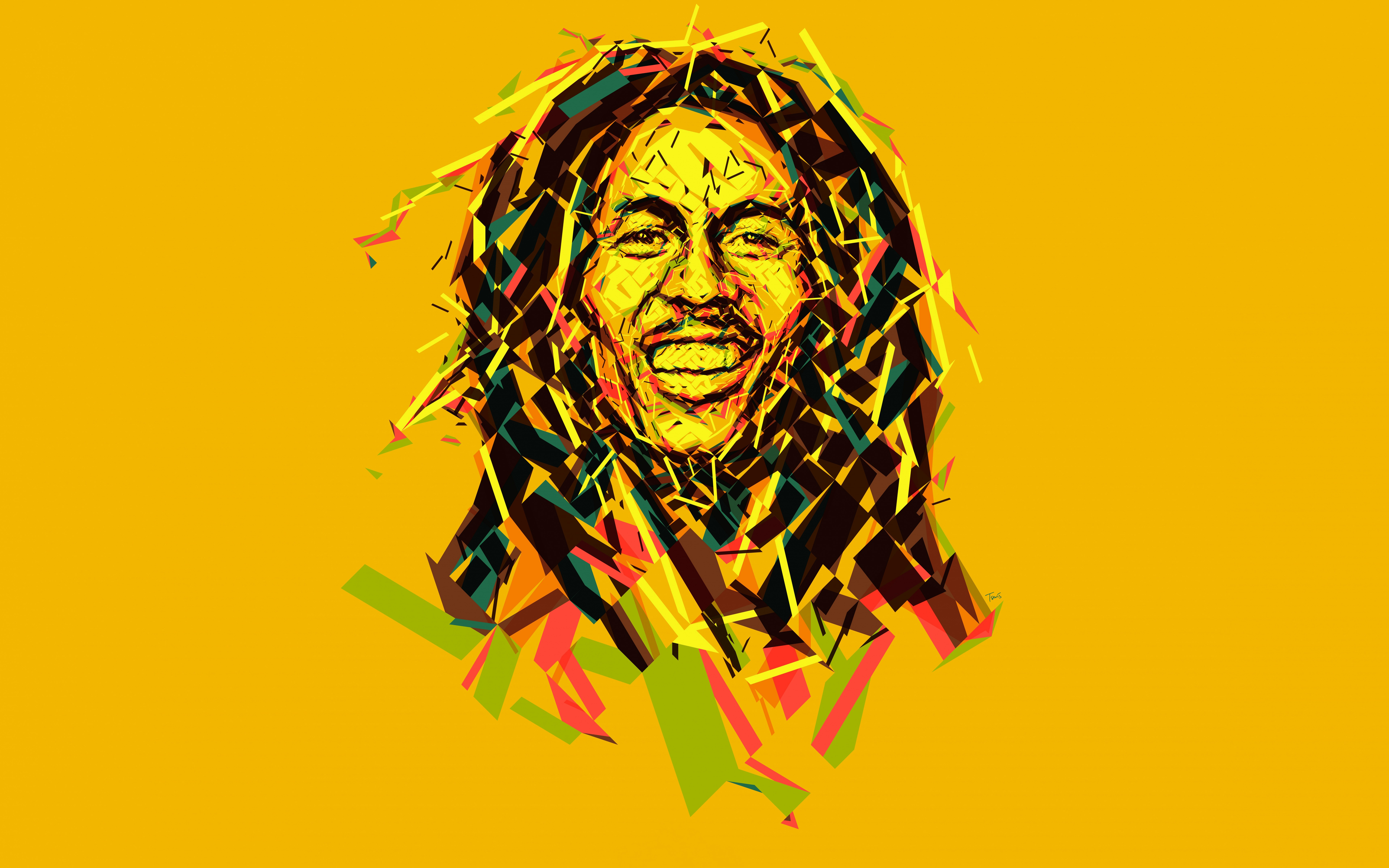 Bob Marley 8k Ultra Hd Wallpaper Background Image 7680x4800 Id