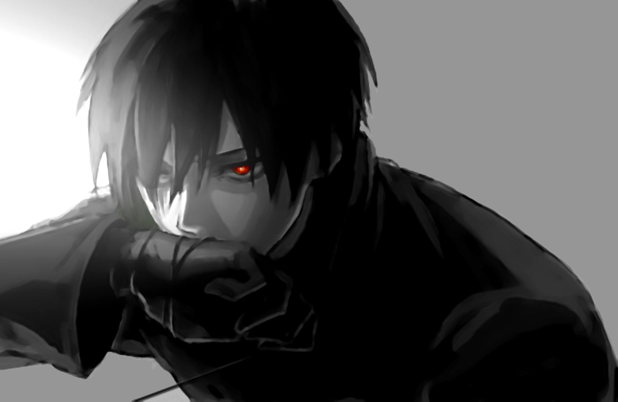 Darker Than Black Hd Wallpaper Background Image 2048x1331 Id