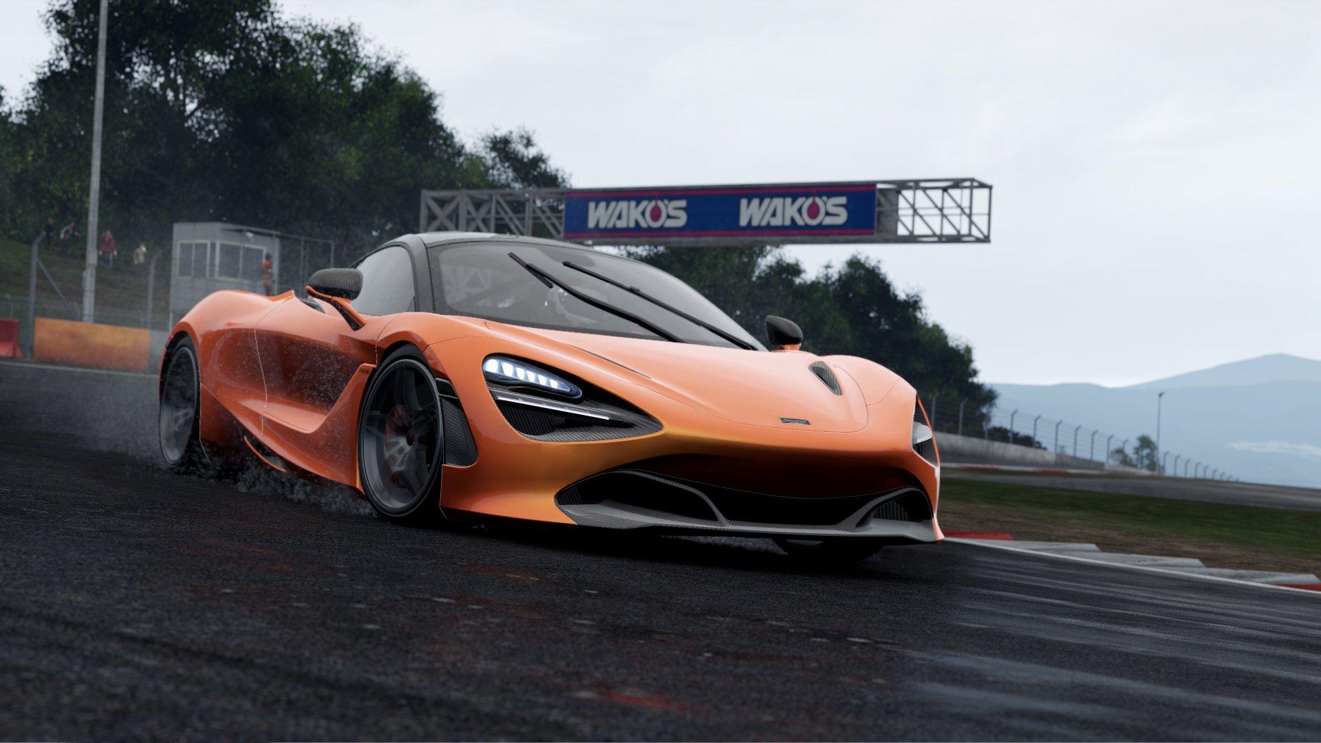 Video Game - Project Cars 2  McLaren McLaren 720S Car Wallpaper