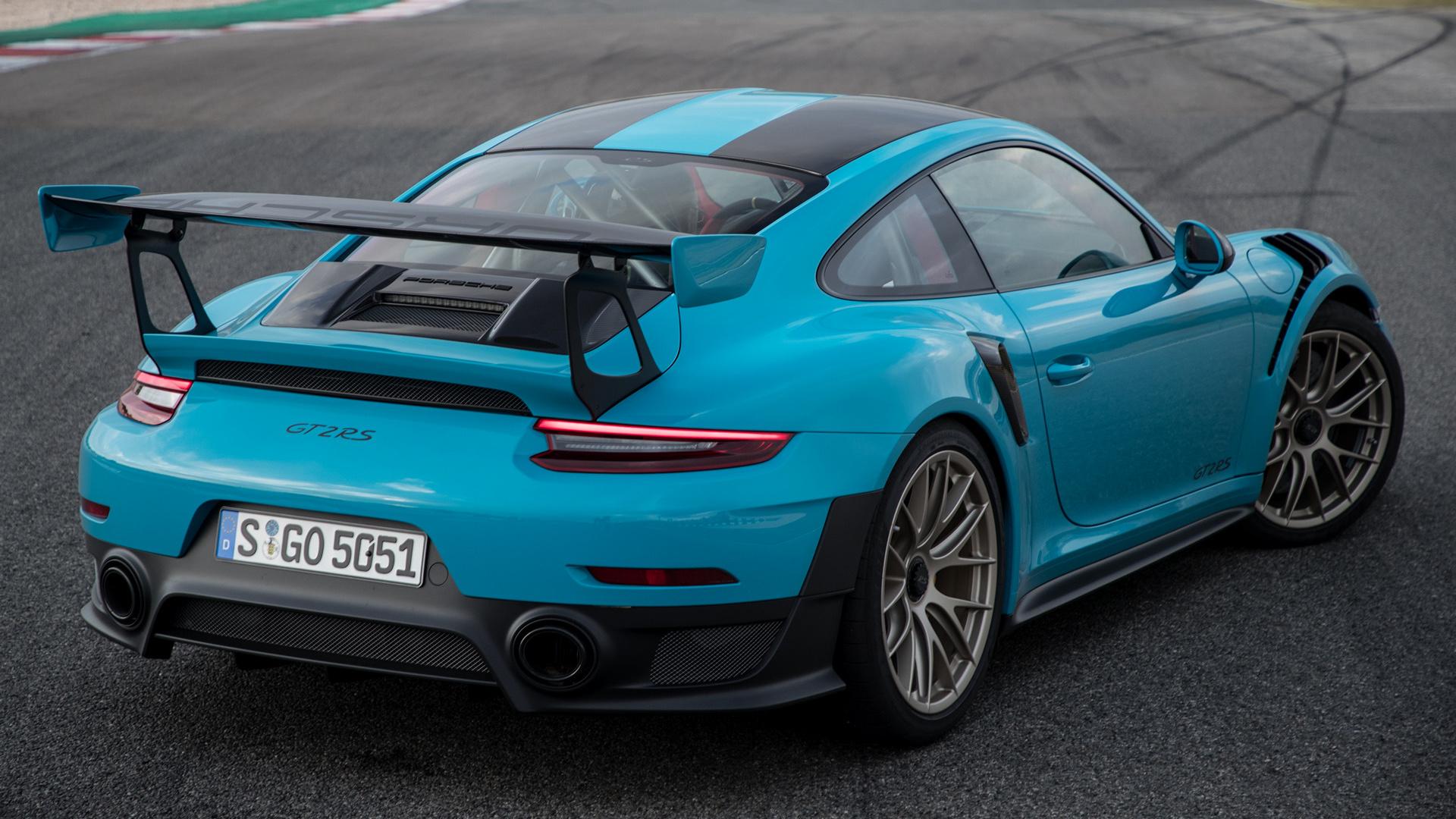 2017 Porsche 911 Gt2 Rs Fondo De Pantalla Hd Fondo De