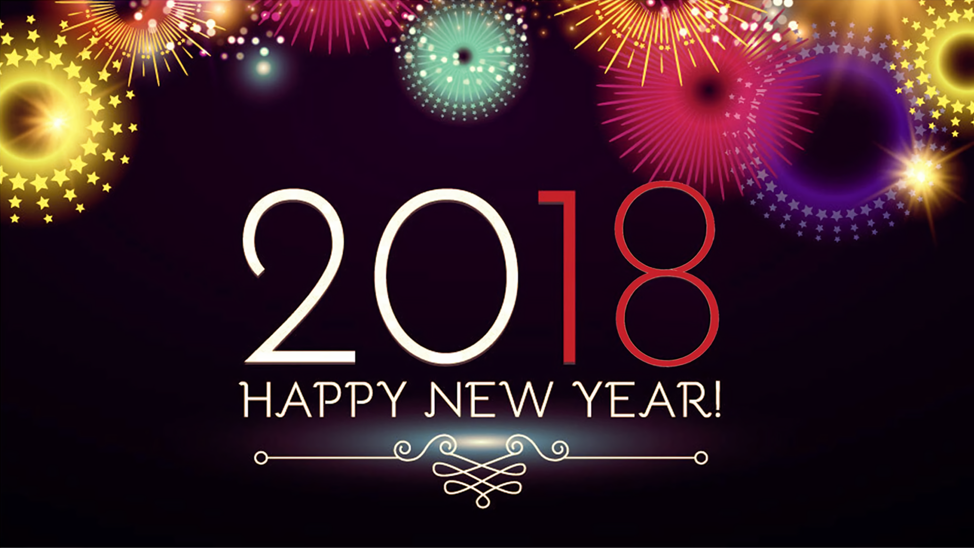 new year 2018 wallpapers id882478